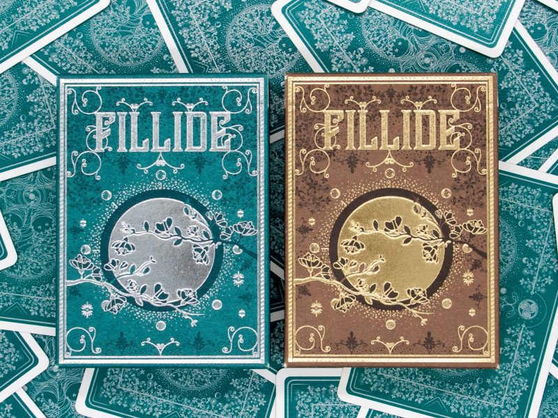 Fillide Playing Cards