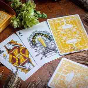 Hops & Barley Pale Gold Pilsner